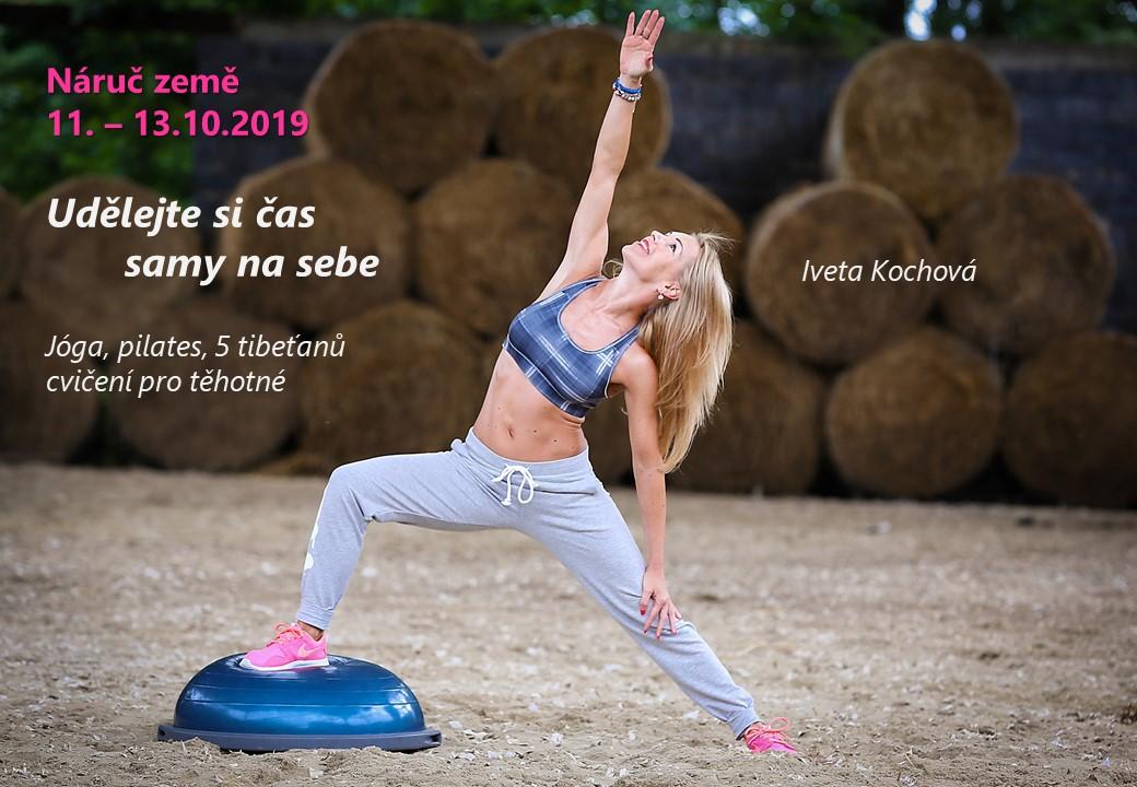 Iveta-wellness víkend