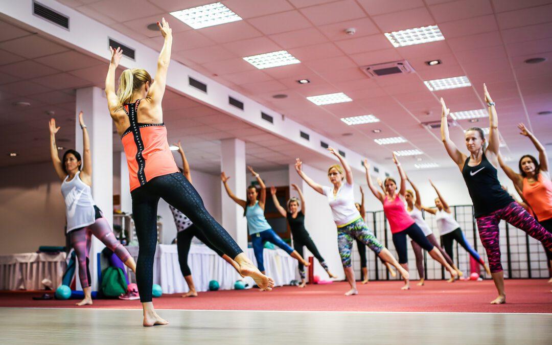 Moderní holky cvičí s Triflextabsem