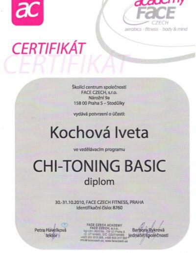 chi-toning